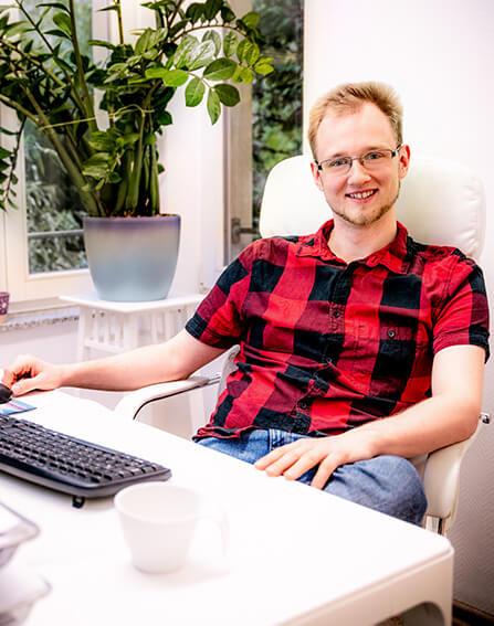 Kalle Wollinger Technischer Support für Online Shops