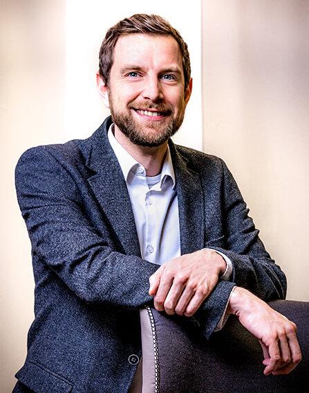 Fabian Krämer Geschäftsführer der WEB-Pflege für Online Shops